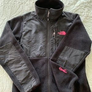 North Face Women's XS Black Limited Edition Denali